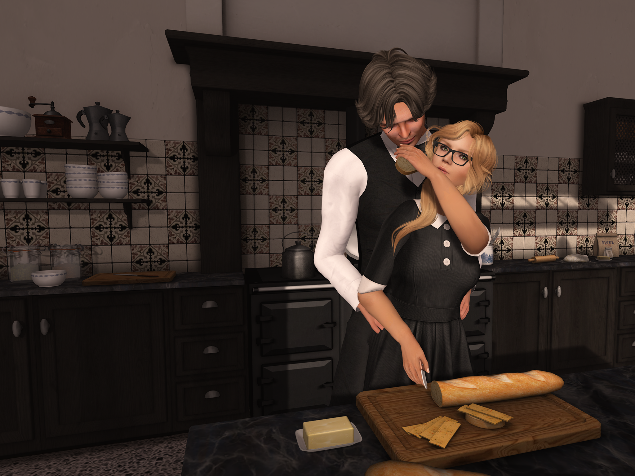 kitchen taste