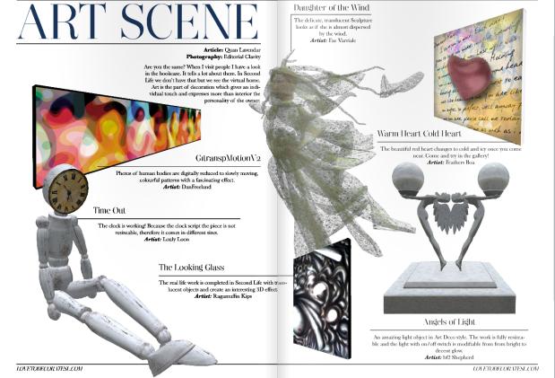 Art Scene May:June 2014