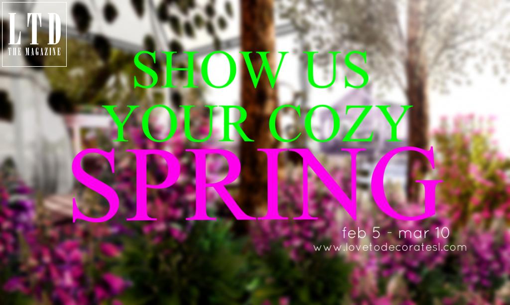Spring Cozy Ad