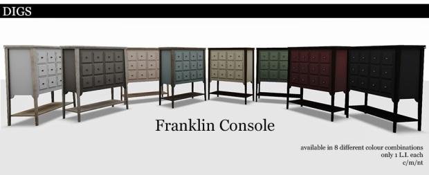 Franklin Ad