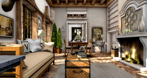 Designed & Decorated by Vixen Cavalieri (LTD Beautiful Homes)