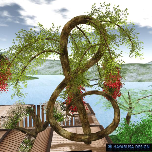 Hayabusa Design Music Tree - 3