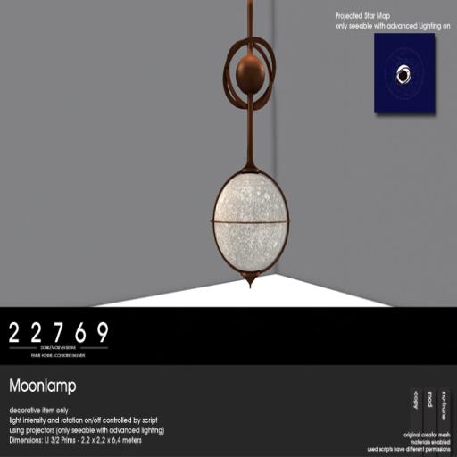 22769 ~ [bauwerk] Moonlamp [ad]