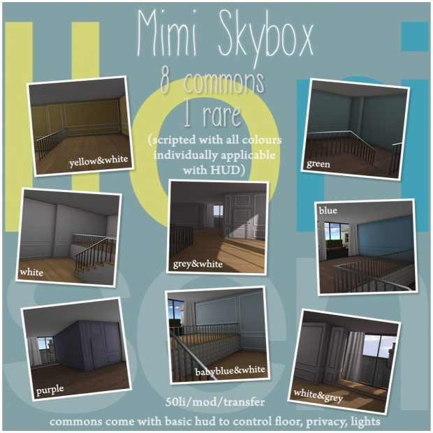 Llorisen - Mimi_Skybox_ContactSheet1024