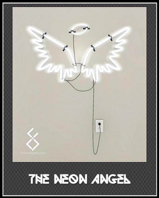 Stockholm&Lima - The Neon Angel