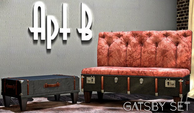 ApartmentB Gatsby Set