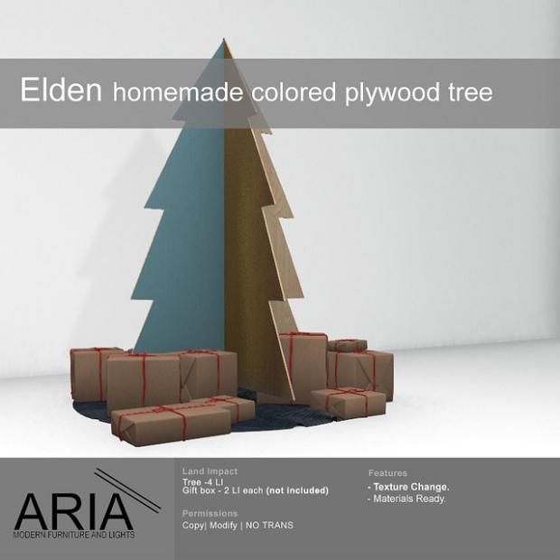 ARIA - ELDEN tree