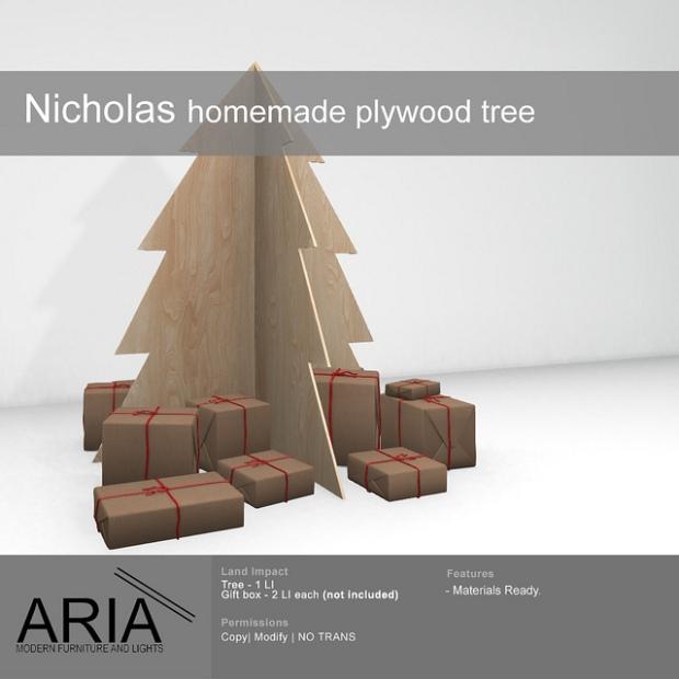 ARIA - Nicholas tree