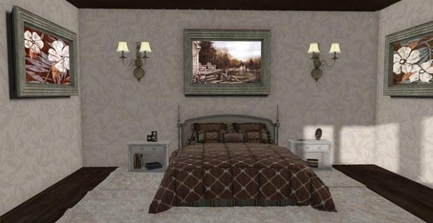 Bee Designs Whistler bedroom