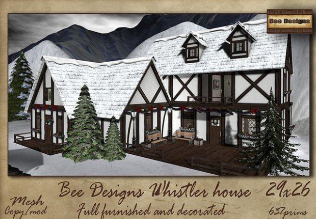 Bee Designs Whistler House