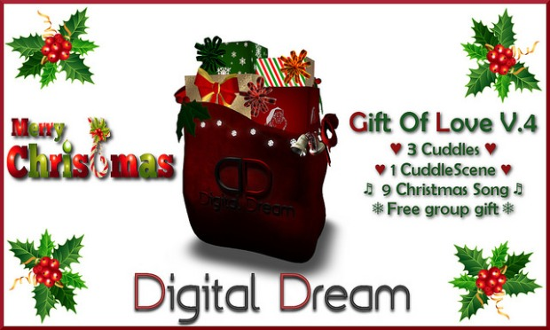 Digital Dream - gift of love v4