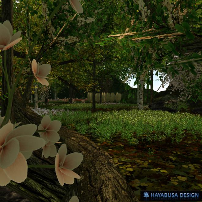 Heaven - Ever Spring  - by Hayabusa Design - 4