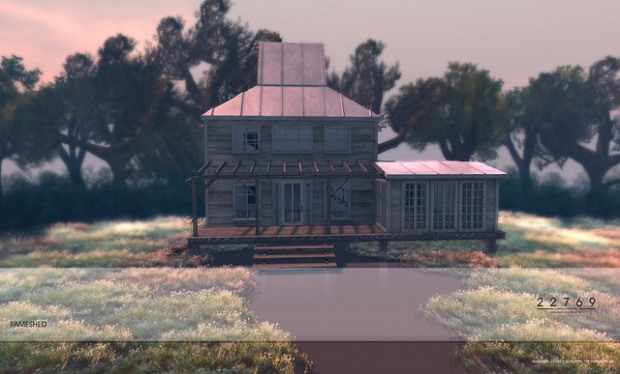 22769 ~ THE HATAKE HOUSE Fameshed March