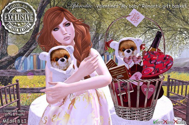Aphrodite my baby basket
