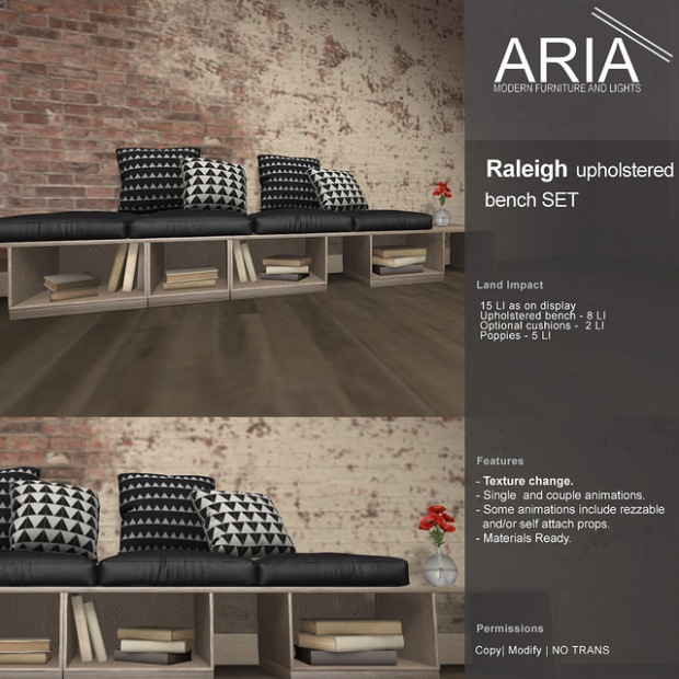 Aria for Feb TMD