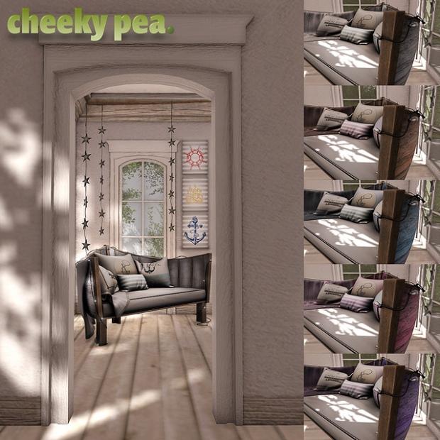 Cheeky Pea K seat
