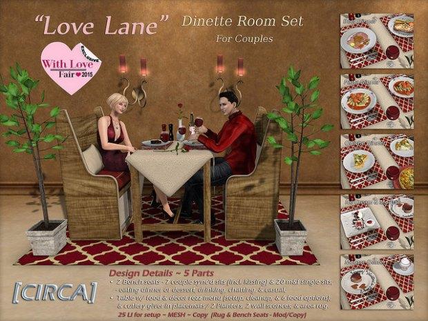 [CIRCA] Love Lane 1