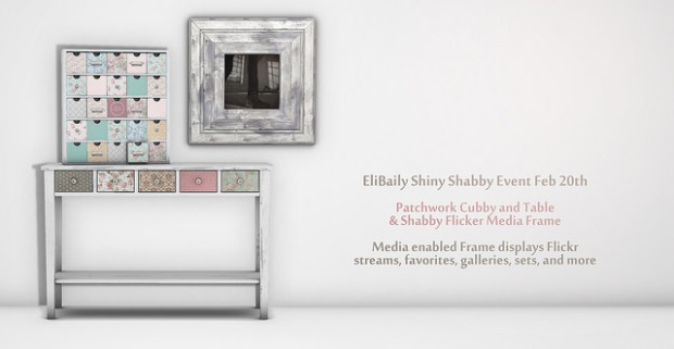 EliBaily - patchwork decor