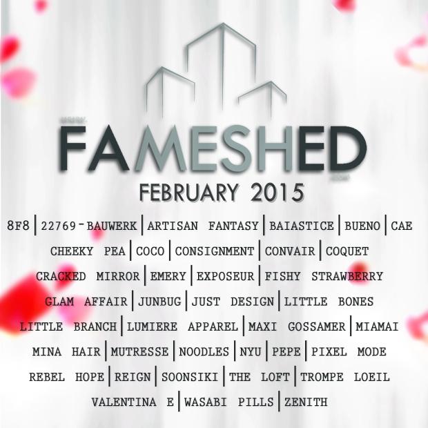 Fameshed-Feb15-List