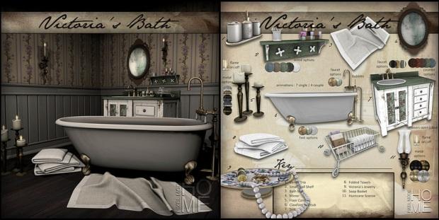 Pixel Mode - Victoria's Bath gacha