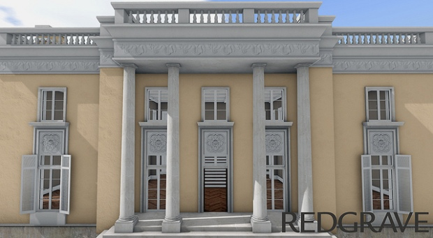 Redgrave mansion preview