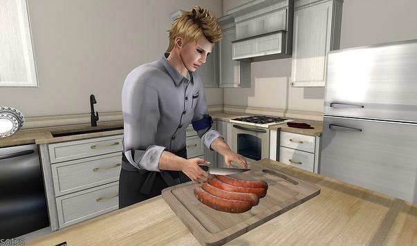 satus Inc - classic kitchen 2