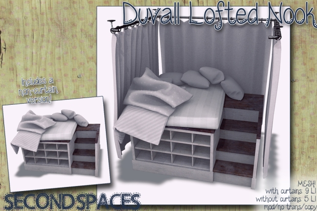 second spaces - duval SS