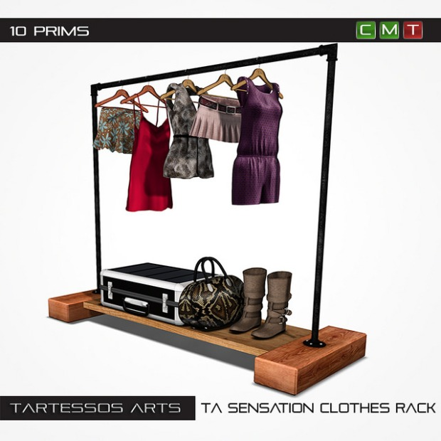 Tartessos Arts - Sensation clothes rack