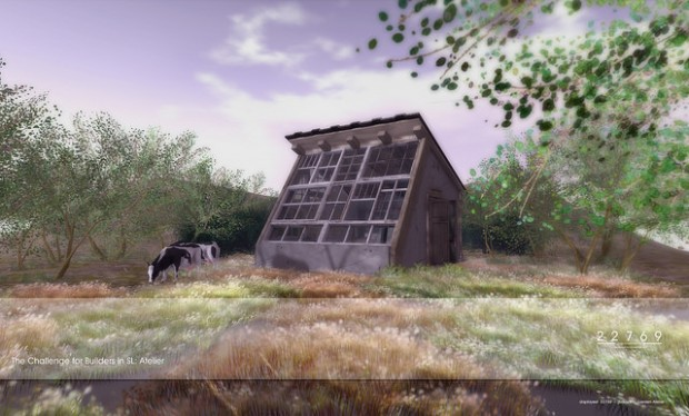 22769 Bauwerk - garden atelier - the challenge