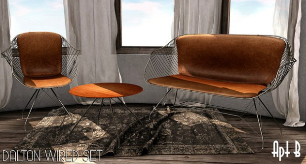 Apt B - Dalton Wired Set - mainstore