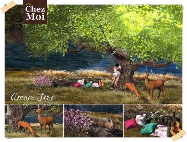 Chez Moi - Amare Tree