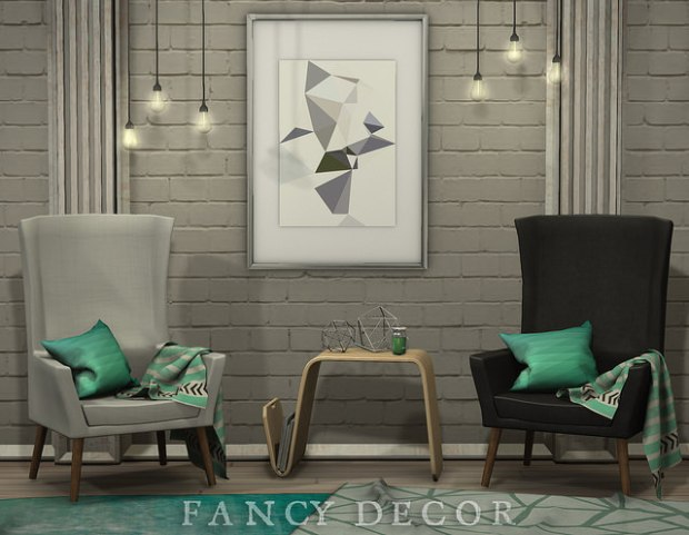 Fancy Decor - cosmo releases