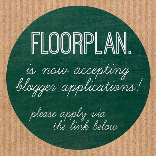 Floorplan seeks bloggers