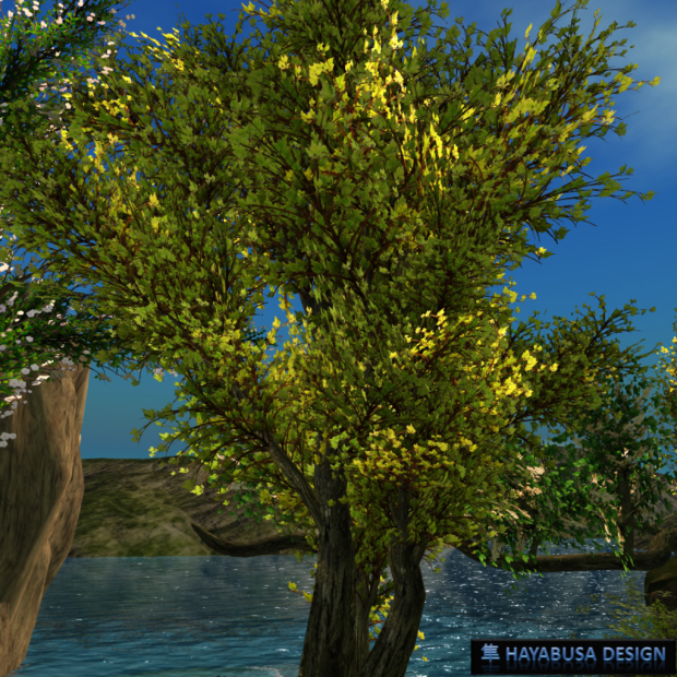 Hayabusa Design - Customizable Tree - 4