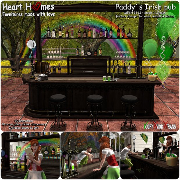 Heart Homes - Paddys Irish pub - 69