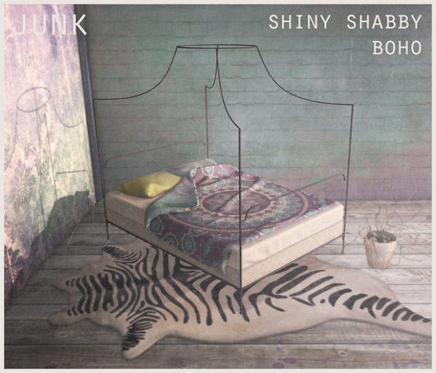 junk. at shiny shabby