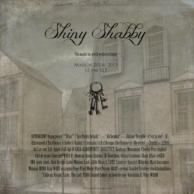 ShinyShabby March 20th