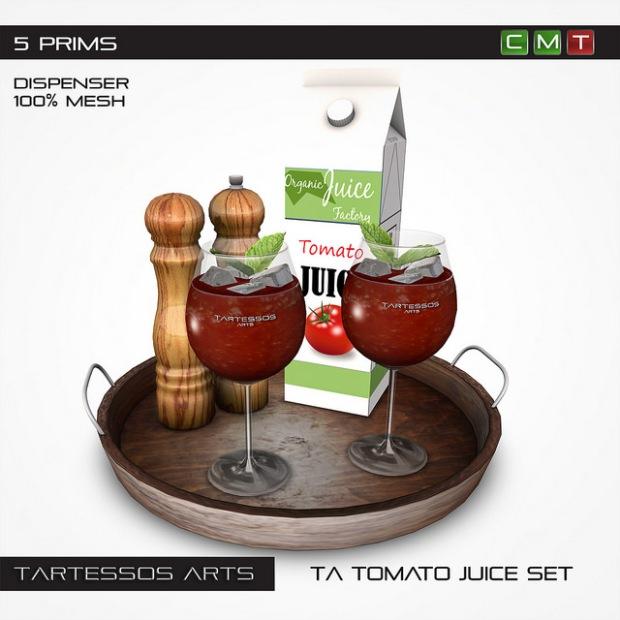 Tartessos Arts - Tomato Juice