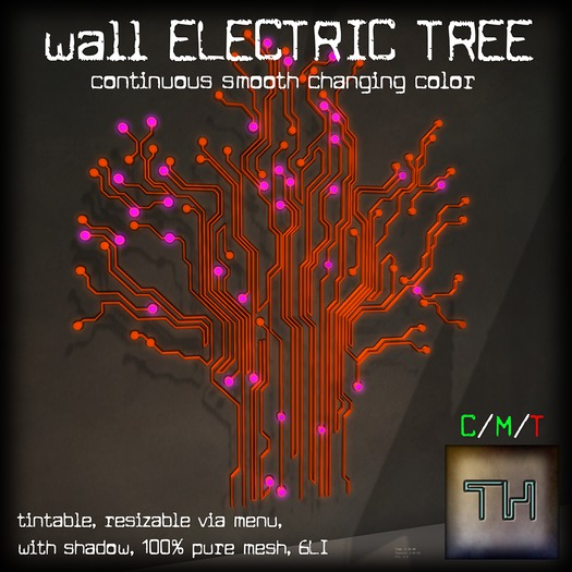TH - Electric Tree