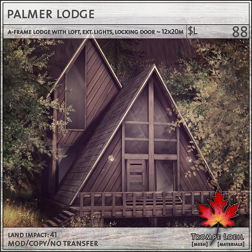 Trompe Loeil - palmer-lodge - Collabor88