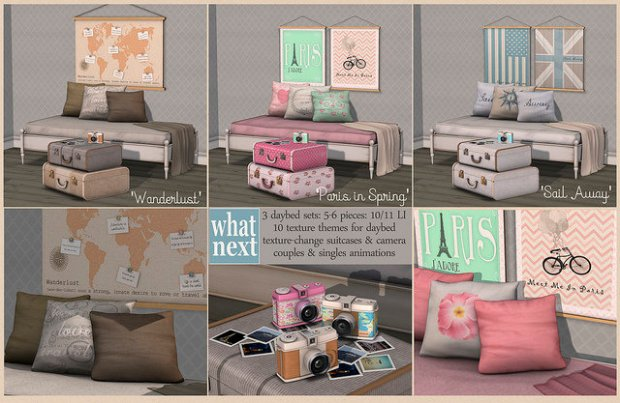 what next - daybed sets - liaison coll