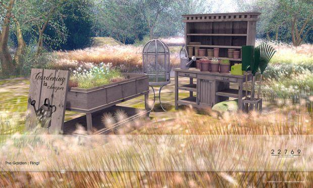 22769 - Garden Fling - TLC
