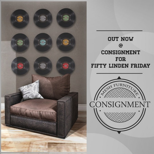Consignment - FLF april 24th