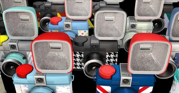 EliBaily - lomo camera - xiasumi
