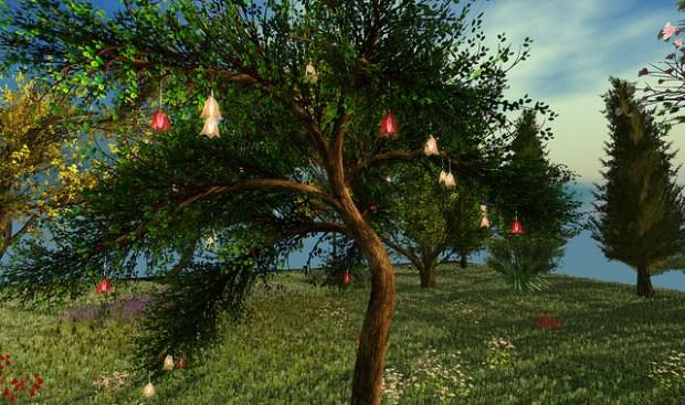 Hayabusa Design - Bell Flower Tree