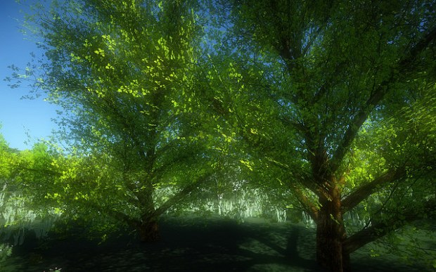 Hayabusa Design - custom trees