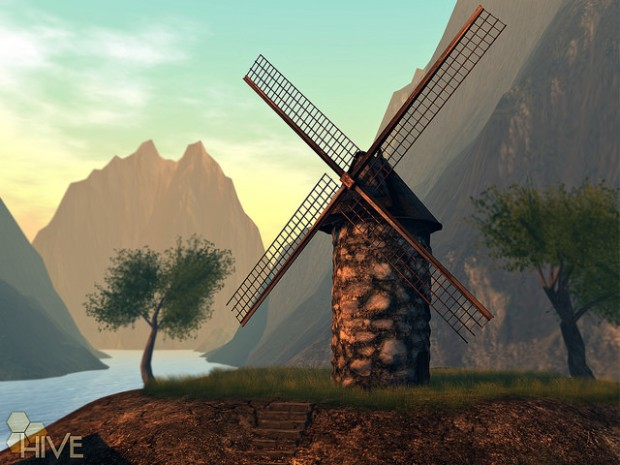 Hive - rocky windmill - Neighbourhood