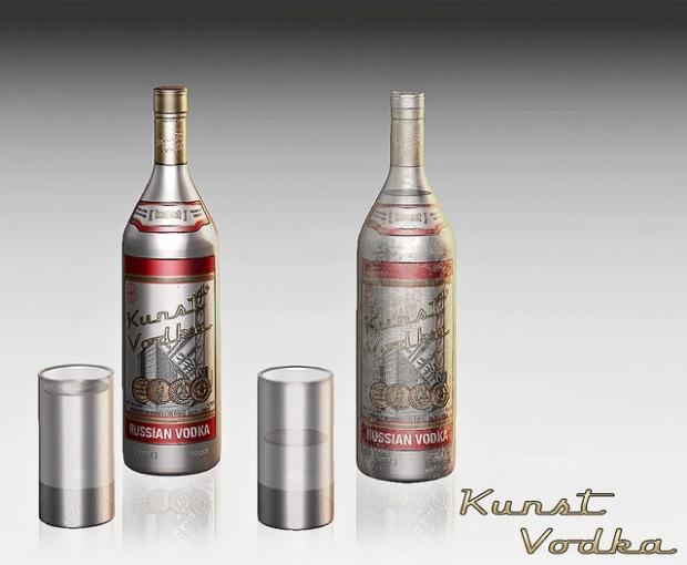 kunst - vodka set - ss