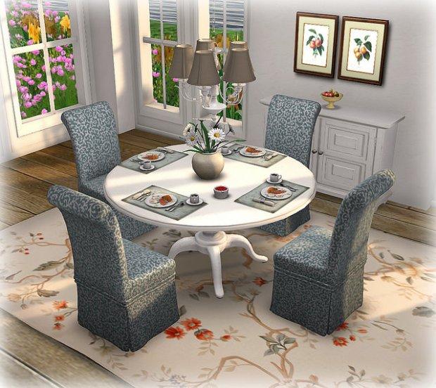 La Galleria - dining set main