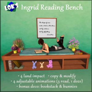 Loks-Ingrid-Reading-Bench